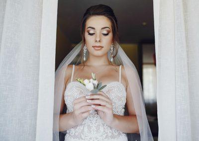 Wedding day slider